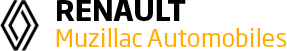 Logo MUZILLAC AUTOMOBILES
